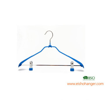 EISHO Hot Sale Metal Hanger With Clips