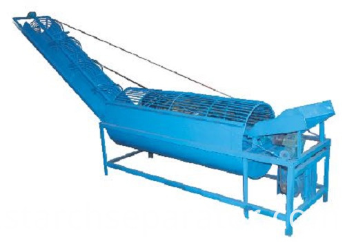 QX-200 plantain cleaning conveyor