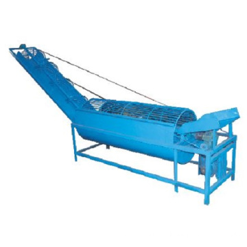 Hot Sale for Fruit Washing Machine QX-200 cleaning conveyor equipment export to Italy Manufacturers