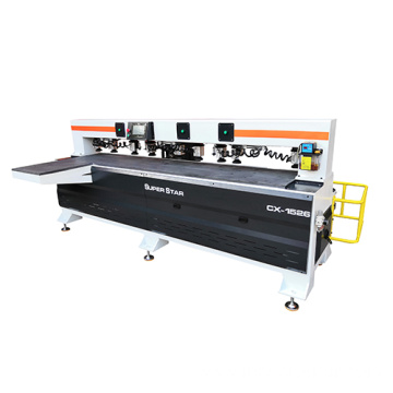 CNC side drilling woodworking machine