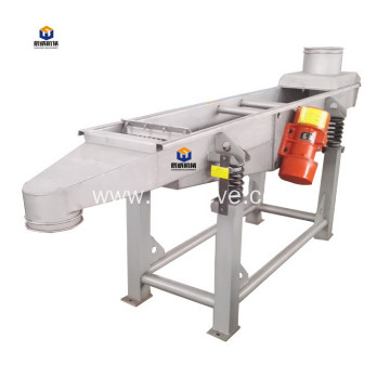 high transport powder vibrating feeder