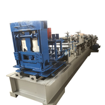CZ Section Purlin Cold Roll Forming Machine