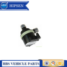 Auxiliary electric water pump for VW