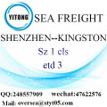 Shenzhen Port LCL Consolidation To Kingston