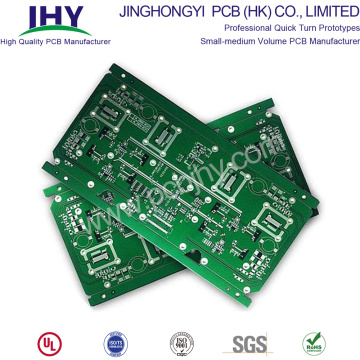 Radio Frequency PCB Prototyping and batch manufacturing
