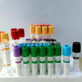 Hot Sell Blood Collection Tube Plain Tube