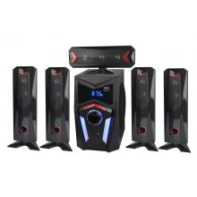 Best quality and factory for 5.1 CH Home Theater Speaker System 5.1 home cinema surround sound system export to South Korea Wholesale