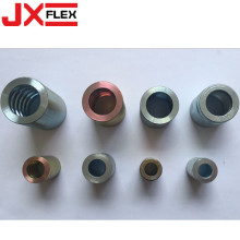 China Factories for Hydraulic Hose Ferrules,Hose Ferrules,Hose Crimping Ends Manufacturer in China,Hydraulic Ferrules,Carbon Steel Hose Ferrules factory Non-skive Hydraulic Crimping Hose Sleeves export to Germany Manufacturer