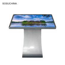 full-hd portable digital media table kiosk