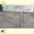 Cheap outdoor large metal dog runs