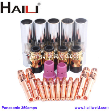 Panasonic mig torch components For 350A
