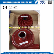 Horizontal slurry pump high chrome spare parts
