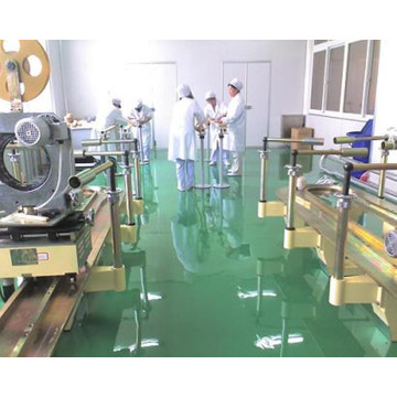 Suitable for food plant epoxy solvent-free floor