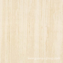 Soluble Salt Wooden Pattern Polished Porcelain Tile