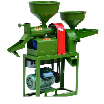 Combined Rice Mill Machine And Grinding Machine