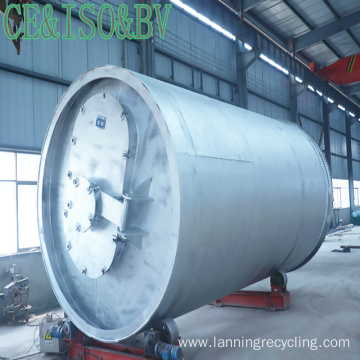 Lanning Waste Recycling Machines