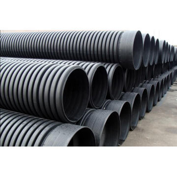 HDPE Double Wall Corrugated Pipe for drainage