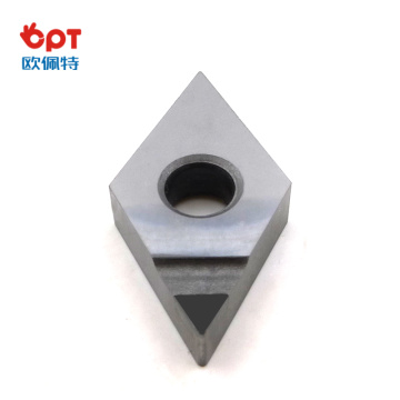 PCD diamond turning inserts for hardened steel