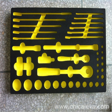 Customized CNC Die Cutting EVA foam Insert