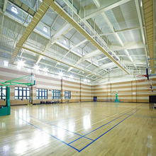 professional factory for Offer Bandminton Court Sports Flooring,Synthetic Badminton Court Flooring From China Manufacturer 3.5mm thick sport indoor futsal court floor supply to Portugal Suppliers