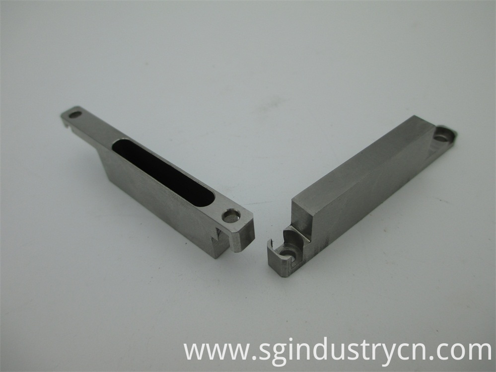 Milling Stainless Steel Fabrication