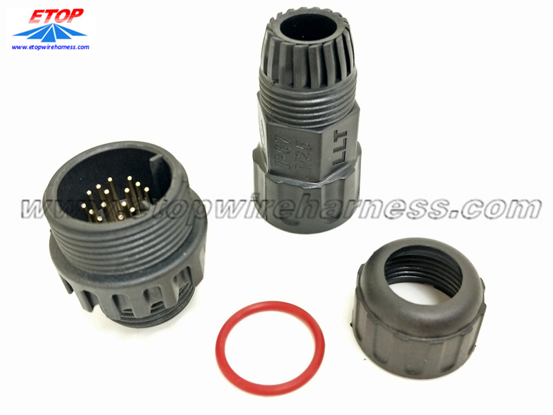 M12 M25 IP67~68 waterproofing connectors