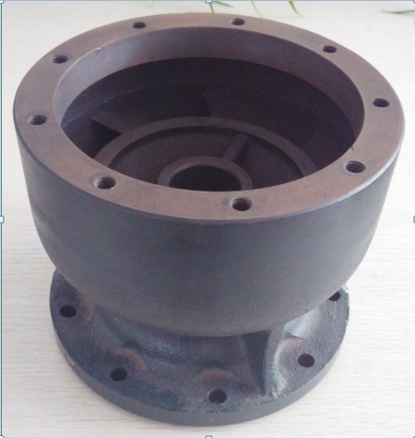 Coustomized Iron Pump Bowl