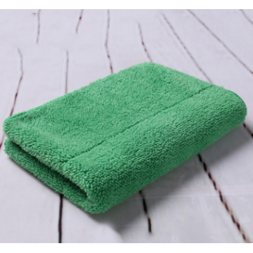 water absorbent microfiber car towel