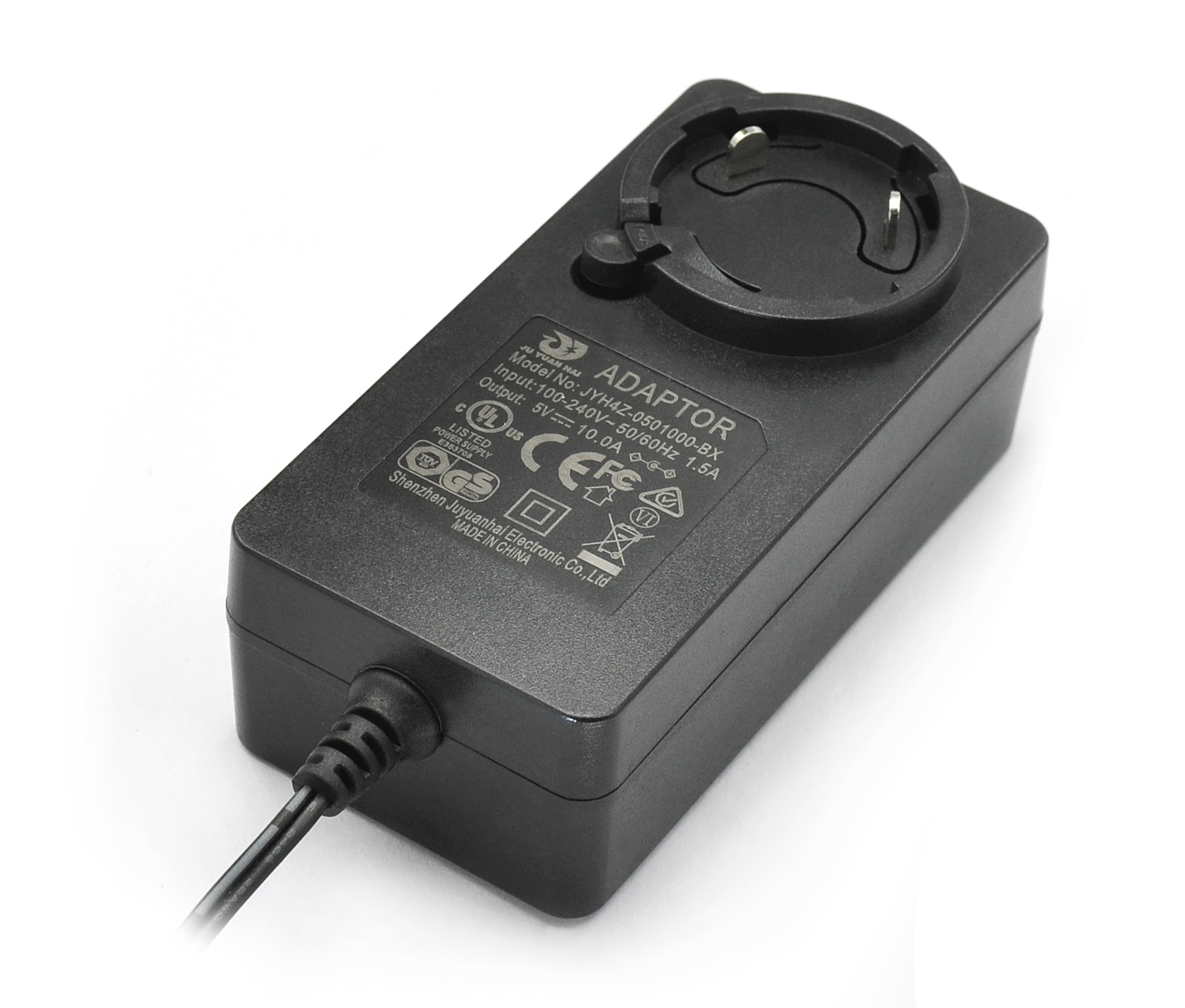 5V10 Interchangeble Plug Charger