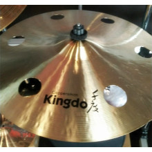 Factory Price for Musical Instrument O-Zone Cymbals Good Performance Effect Cymbals O-ZONE Crash Cymbals supply to Vietnam Factories