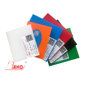 Supply for for Hdpe 500 Sheet Colored High Density Polyethylene HDPE 500 Plastic Sheets export to Libya Exporter
