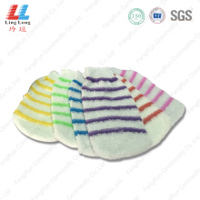 Gradually gloves loofah touch sponge