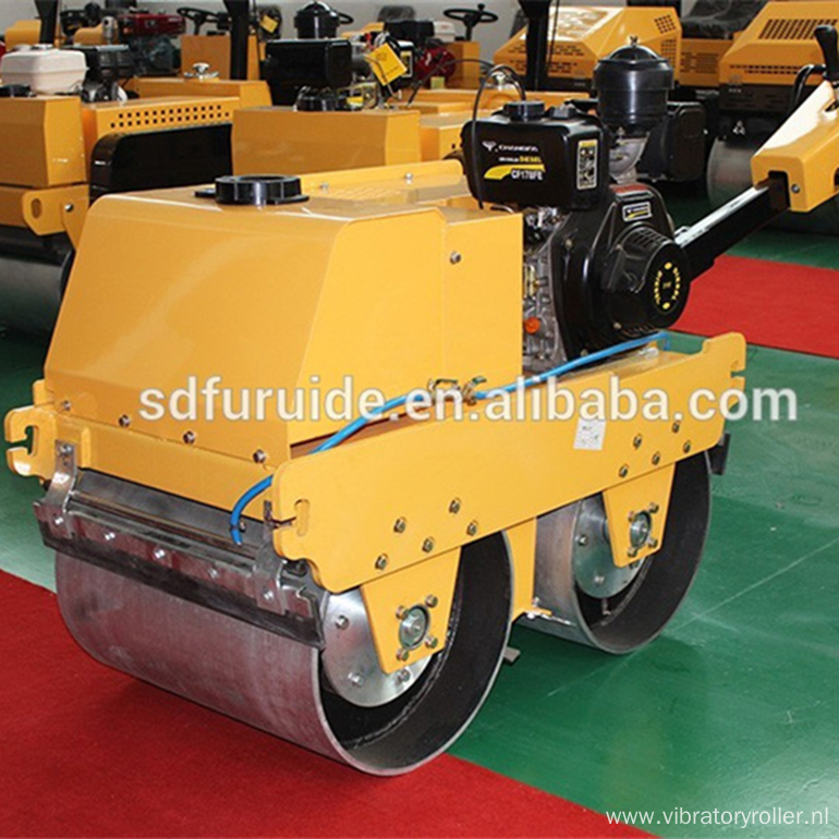 Soil Compactor Hand Mini Road Roller Sale