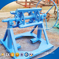 Color steel coil of Electric Uncoiler for roll forming machine