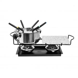 fondue and grill set