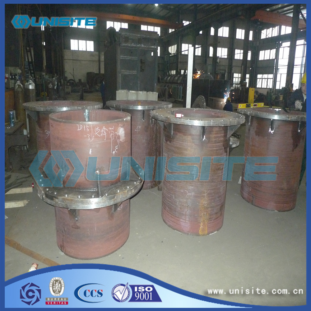 Wear Resistant Steel Loading Piping for sale