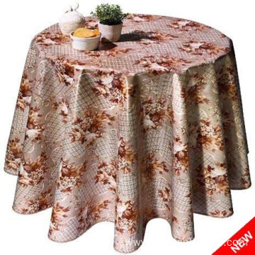 Z Gallerie Pvc Printed fitted table covers