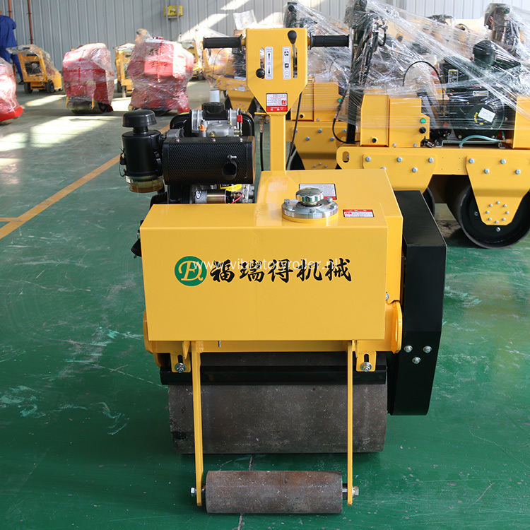 325KG Diesel Single Drum Walk behind Road roller