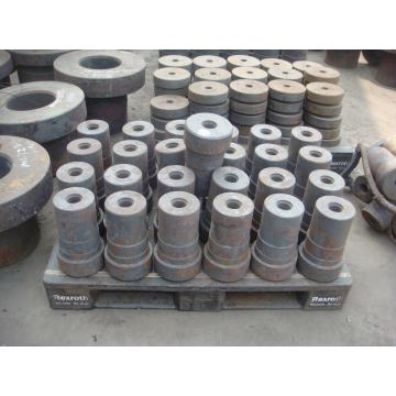 Tubing hanger assembly forging