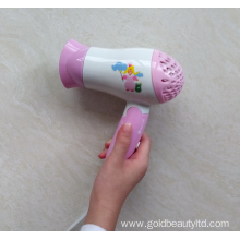 220-240V Children Common Use Safety Mini Hair Dryer