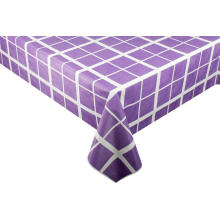 Elegant Inch Tablecloth with Non woven backing