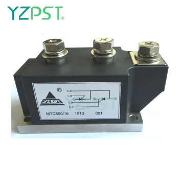 Thyristor with Amplifying Gate Module MTC500A-1600V