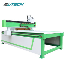 wooden door making cnc machine with CCD