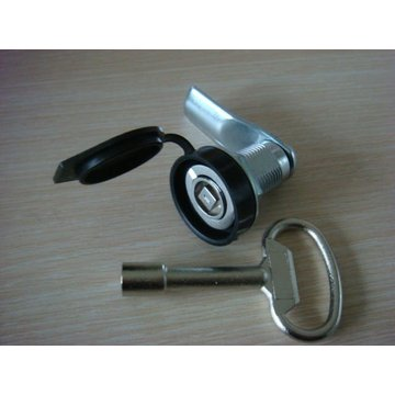 BlaCk Powder-coating Zinc Alloy Cam Locks For Cabinet