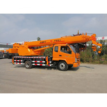 China for 8 Ton Truck Crane 10 And 12 Ton Boom Truck Crane export to Tuvalu Wholesale