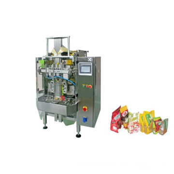 China Manufacturers for Vertical Packaging Machine Four-square Vertical Packing Machine export to Turks and Caicos Islands Exporter