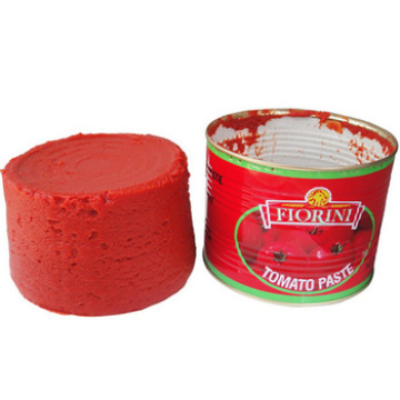 Tomato Paste Without Annexing agent