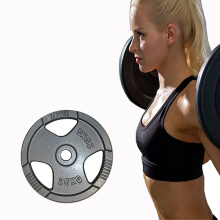 Excellent quality for Olympic Bumper Plates Custom Gym Barbell Plates supply to Uruguay Supplier