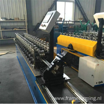 Steel Main Channel Roll Forming Machine