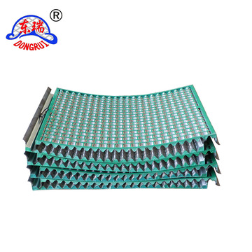 FLC500 corrugated shaker screen